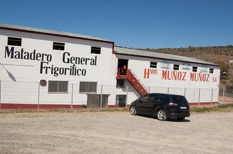 Edificio Matadero Hermanos Muñoz
